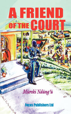 A Friend of the Court (Paperback)
