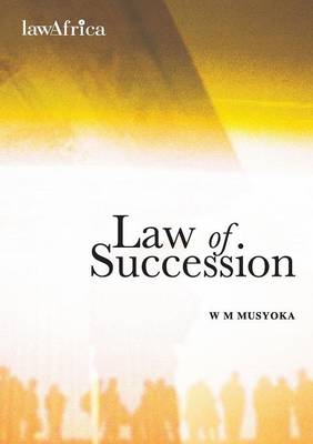 Law of Succession (Paperback)