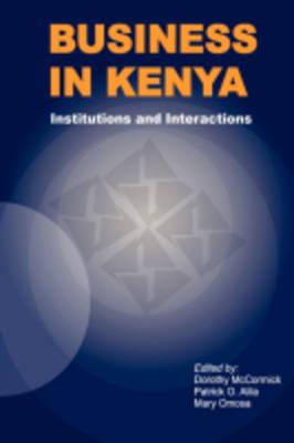 Business in Kenya (Paperback)