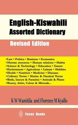 English-Kiswahili Assorted Dictionary (Paperback)