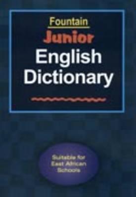 Fountain Junior English Dictionary (Paperback)