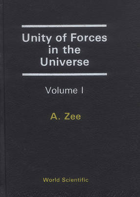 Unity Of Forces In The Universe (In 2 Volumes) (Hardback)