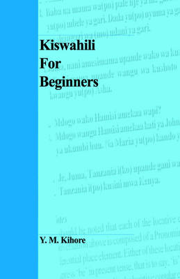 Kiswahili for Beginners (Paperback)