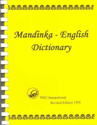 Mandinka English Dictionary (Paperback)
