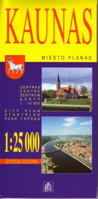 Kaunas 2005-2006 - City Series (Paperback)