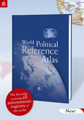 World Political Reference Atlas 2011: JS.WORLD (Hardback)