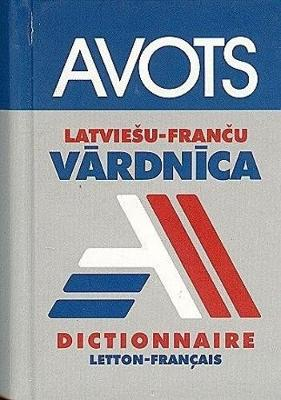 Latviesu-francu vardnica: 10,000 Words (Hardback)