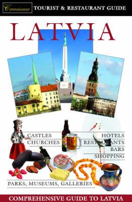 Latvian Tourist and Restaurant Guide: Tourist and Restaurant Guide -Latvia (Paperback)
