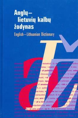 English-Lithuanian Dictionary (Hardback)