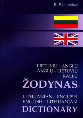 Lithuanian-English and English-Lithuanian Dictionary: 25,000 Words and Phrases (Paperback)