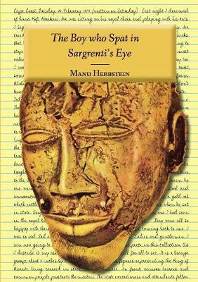 The Boy who Spat in Sargrenti's Eye (Paperback)