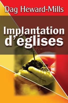 Implantation D'Eglises (Paperback)