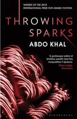 Throwing Sparks - Developing History (Hardback)