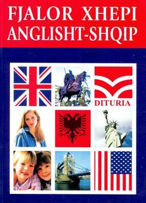 English-Albanian Pocket Dictionary (Paperback)