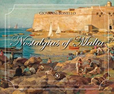Nostalgias of Malta - NOSTALGIAS OF MALTA 5 (Hardback)