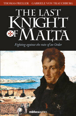 The Last Knight of Malta (Paperback)