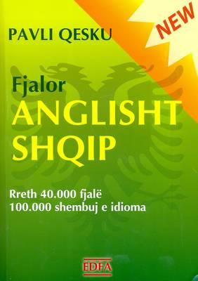 English-Albanian Dictionary (Paperback)