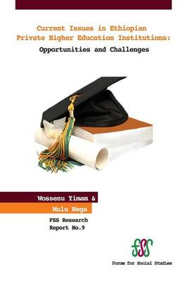 Current Issues in Ethiopian Private Higher Education Institutions. Opportunities and Challenges (Paperback)