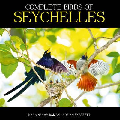 Complete Birds of Seychelles (Hardback)