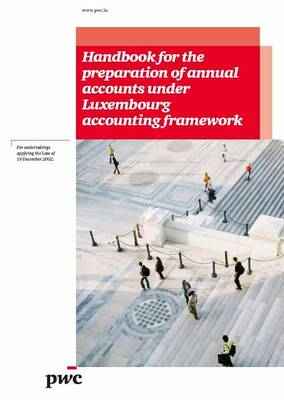 Handbook for the Preparation of Annual Accounts Under Luxembourg Accounting Framework (Paperback)