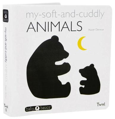 My Soft-and-Cuddly Animals (Board book)