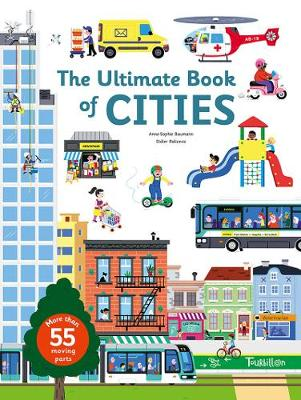 The Ultimate Book of Cities (Hardback)