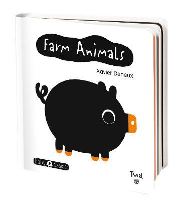 Farm Animals - Baby Basics (Paperback)
