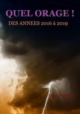 Quel Orage (Paperback)