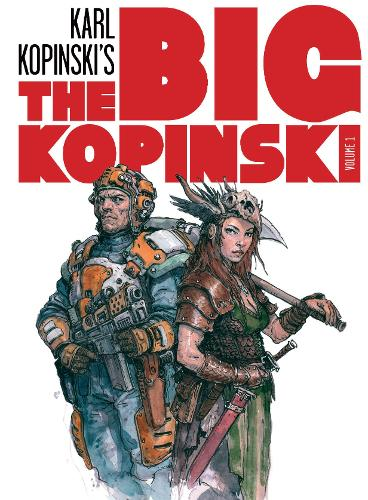 The Big Kopinski: 1 (Hardback)