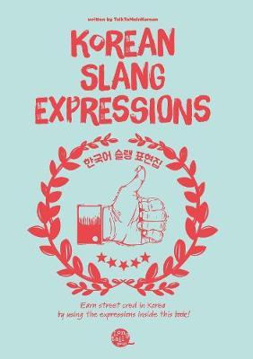 Korean Slang Expressions (Paperback)