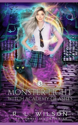 Monster Light - Witch Academy of Ash 3 (Paperback)