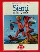 Cyfres Cadi-Mi-Dawns: Siani ar Lan y Mor (Hardback)