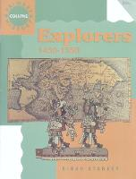 Explorers: 1450-1550 - Primary History (Paperback)