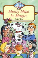 Monty Must be Magic! - Jets (Paperback)