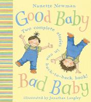 Good Baby, Bad Baby (Paperback)