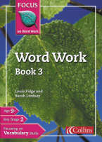 Word Work Book 3 - Focus on Word Work S. (Paperback)