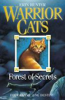 Forest of Secrets - Warrior Cats 3 (Paperback)
