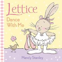 Dance With Me - Lettice (Board book)