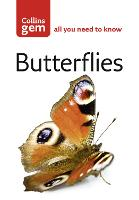 Butterflies - Collins Gem (Paperback)