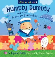 Humpty Dumpty and Other Nursery Rhymes: Jigsaw Book - Time for a Rhyme