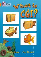 What Is CGI?: Band 06/Orange - Collins Big Cat (Paperback)