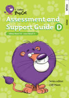 Assessment and Support Guide D: Band 10-11/White-Lime - Collins Big Cat Teacher Support (Paperback)