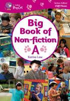 Big Book of Non-fiction A: Band 00-02/Lilac-Red - Collins Big Cat Big Books (Paperback)