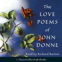 The Love Poems of John Donne (CD-Audio)