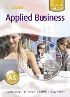 AS for AQA Student's Book - Collins Applied Business (Paperback)