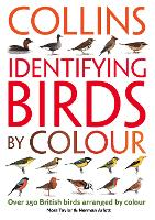 Identifying Birds by Colour (Paperback)