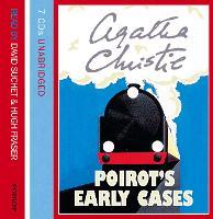 Poirot's Early Cases (CD-Audio)