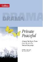 Private Peaceful - Collins Drama (Paperback)