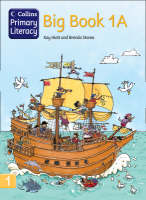 Collins Primary Literacy: Big Book Bk. 1A - Collins Primary Literacy (Paperback)