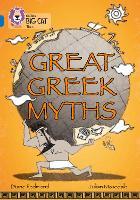 Great Greek Myths: Band 16/Sapphire - Collins Big Cat (Paperback)